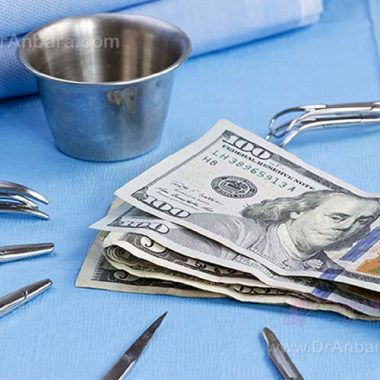هزینه جراحی لاغری