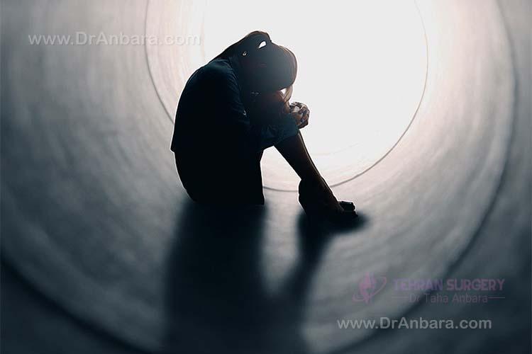 افسردگي بعد از پرخوري عصبي