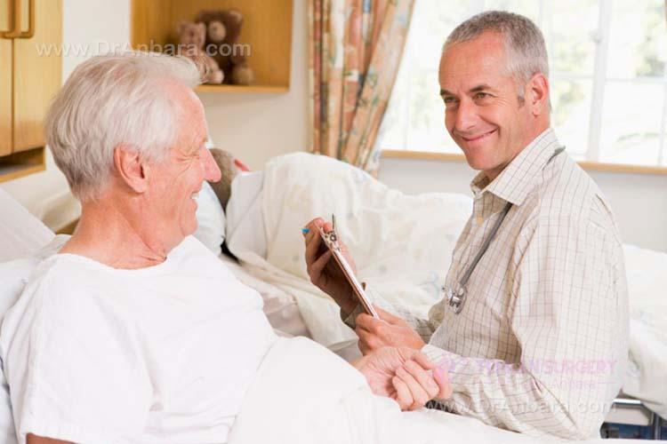 واریکوسل در مردان مسن