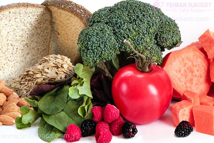 رژیم غذایی مفید برای سندروم دامپینگ