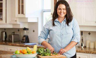 تغییرات رژیم غذایی پس از جراحی لاغری
