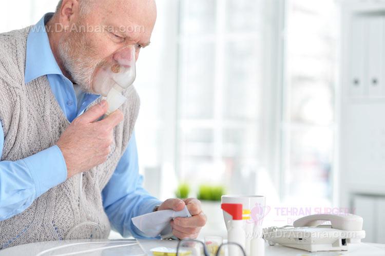 تاثیر چاقی بر آسم