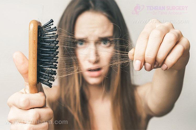 ریزش مو بعد از جراحی اسلیو معده