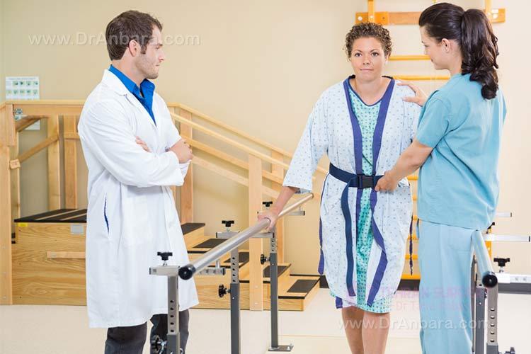 تمرینات ورزشی بعد از عمل اسلیو معده