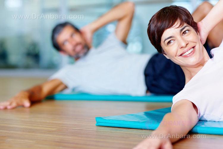 ورزش و جراحی لاغری