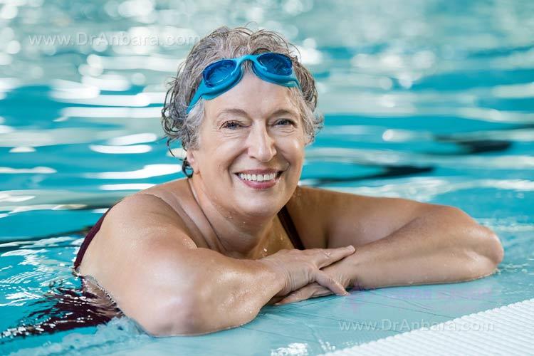 شنا بعد از جراحی اسلیو معده