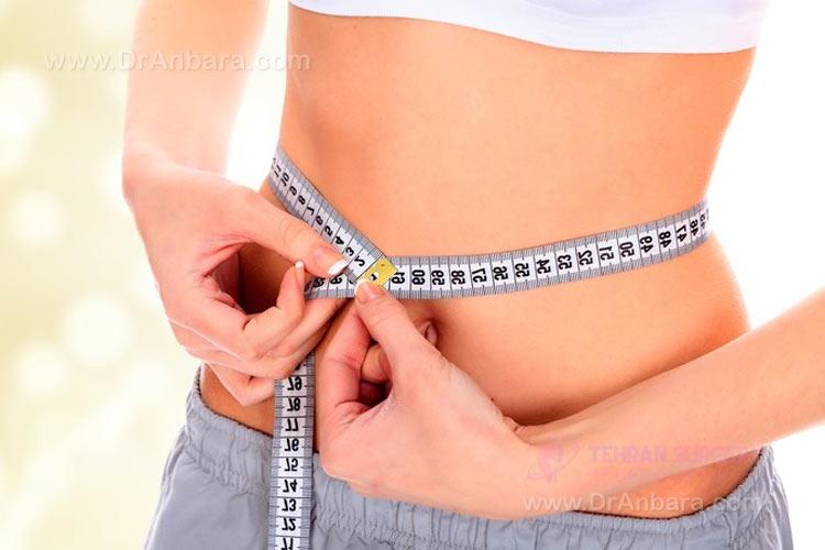 بازگشت وزن بعد از جراحی لاغری