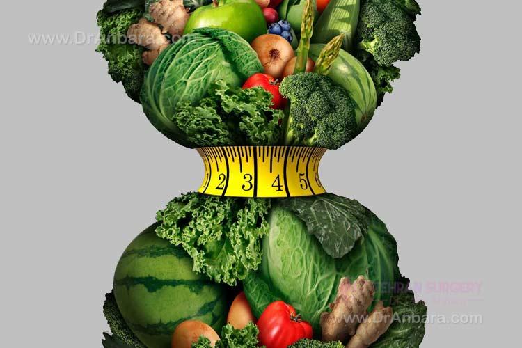 پیشگیری از سرطان با تغذیه سالم