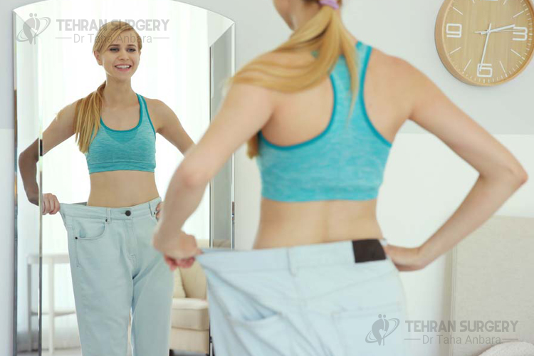 Teen candidate for bariatric surgery