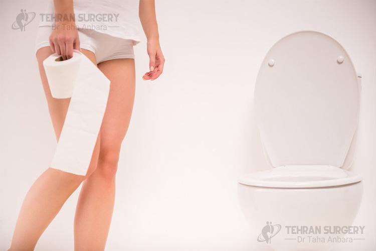 Diarrhea after bariatric surgery