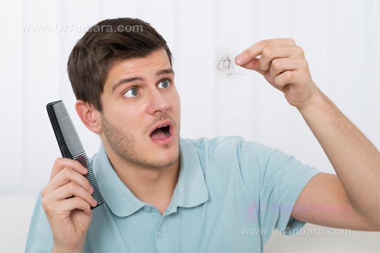 ریزش مو بعد از عمل لاغری