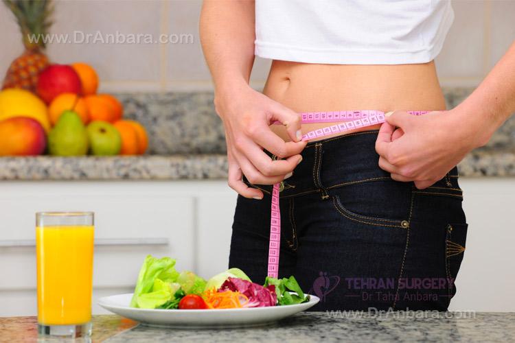 جراحی لاغری یا رژیم غذایی