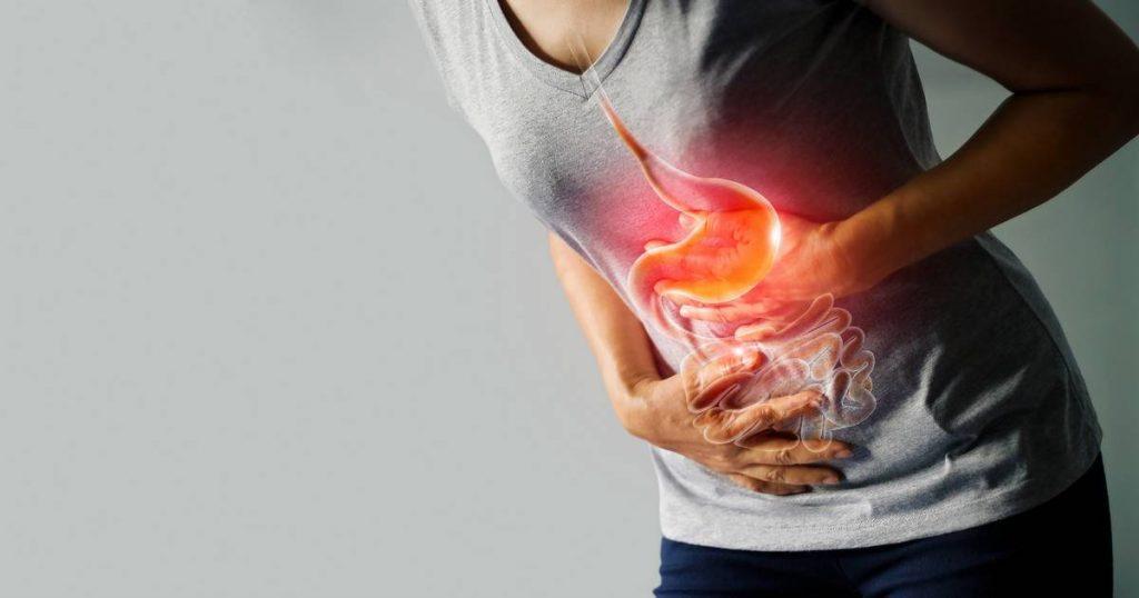 زخم معده - درد شکمی