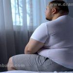 درمان بیخوابی و چاقی