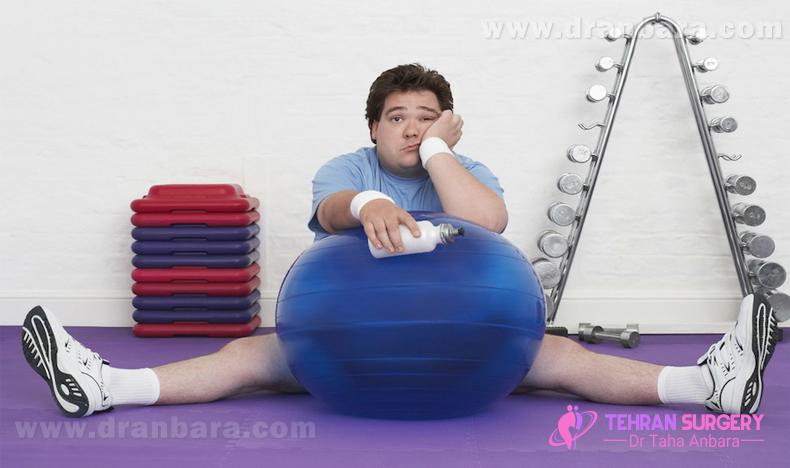 جراحی لاغری یا ورزش
