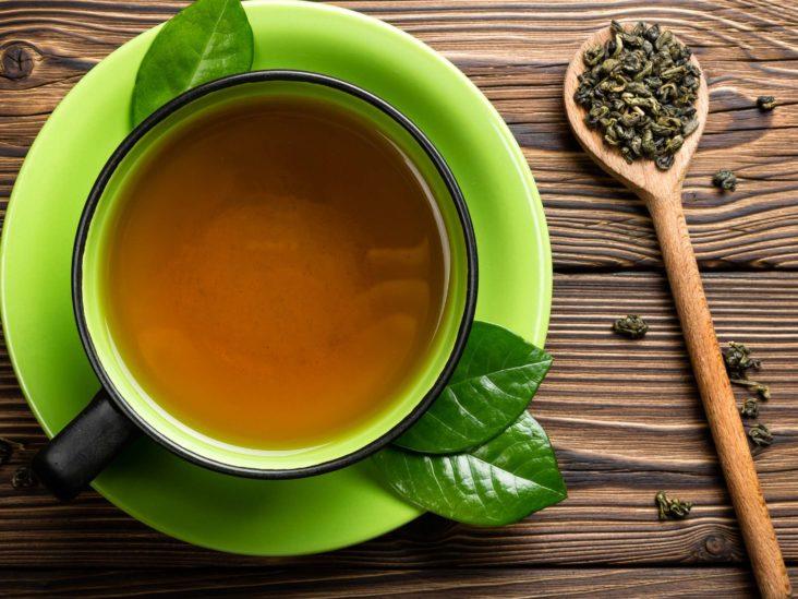 چای سبز لاغر می کند