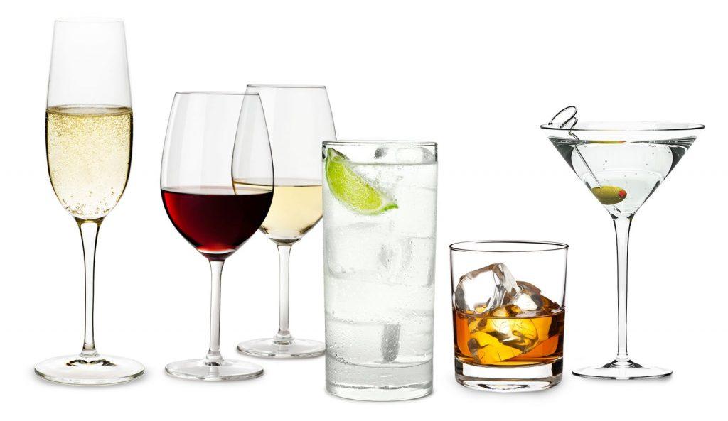 مصرف الکل چربی شکمی را افزایش می دهد