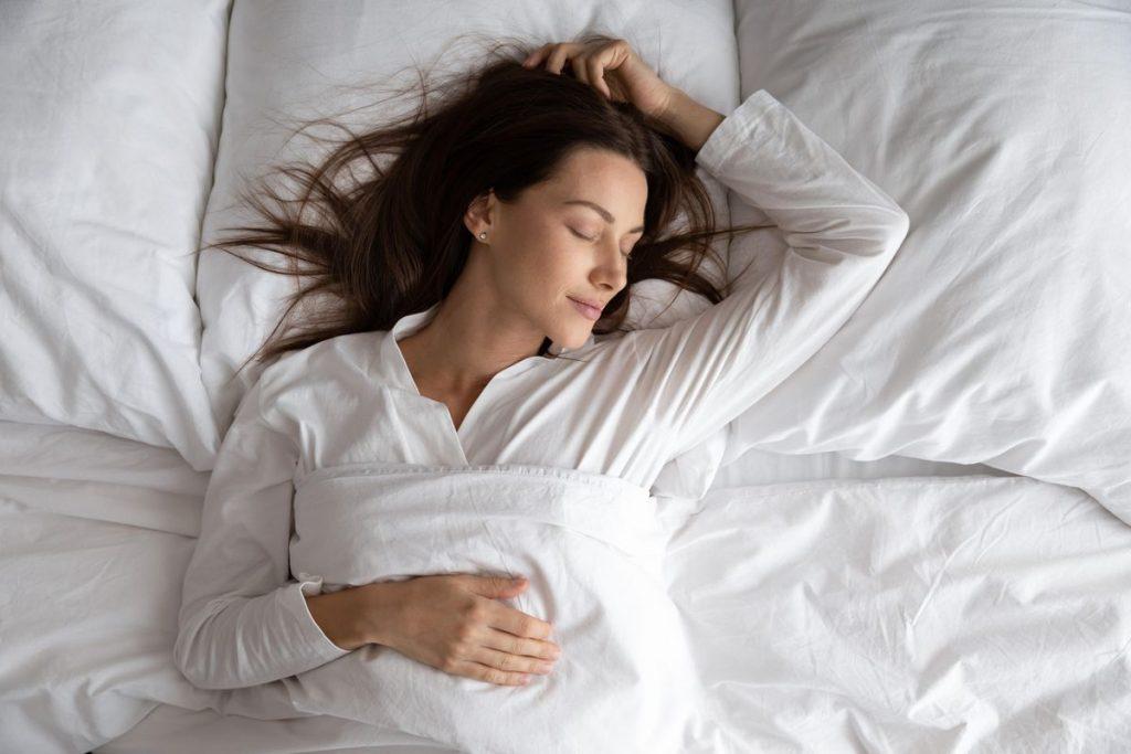 خواب سالم وزن را تنظیم می کند