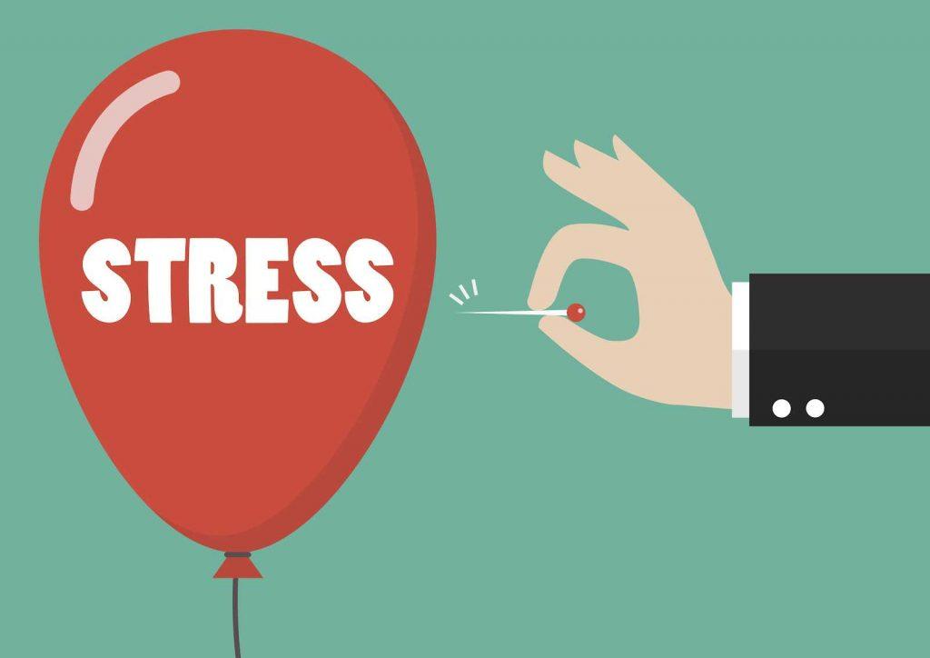 استرس خود را کنترل کنید