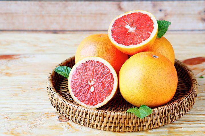 گریپ فروت برای لاغری - میوه برای لاغری