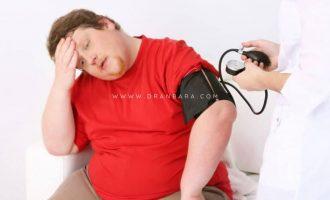 بیماری های مرتبط با چاقی