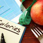 کاهش کالری دریافتی روزانه