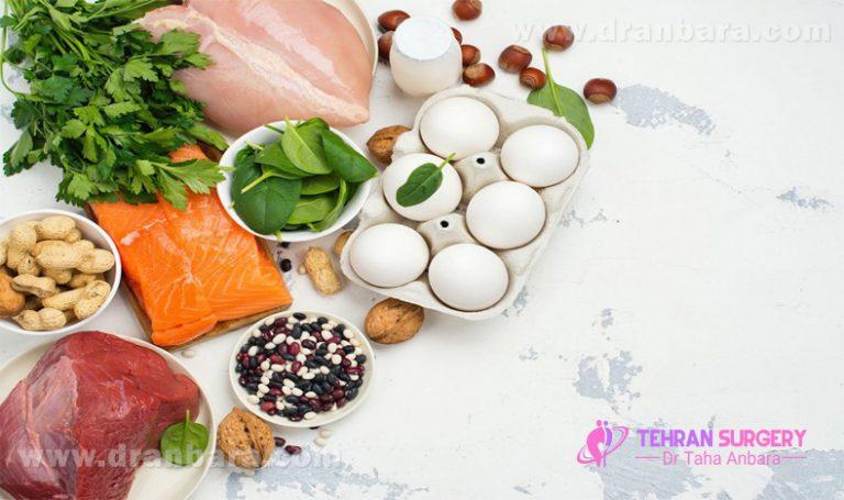 أفضل مصادر البروتين
