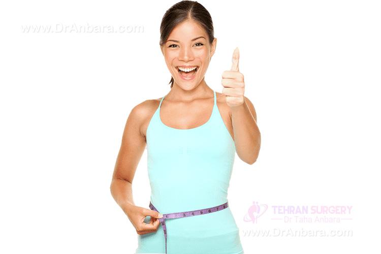 فقدان الوزن الأمثل مع جراحة التخسيس