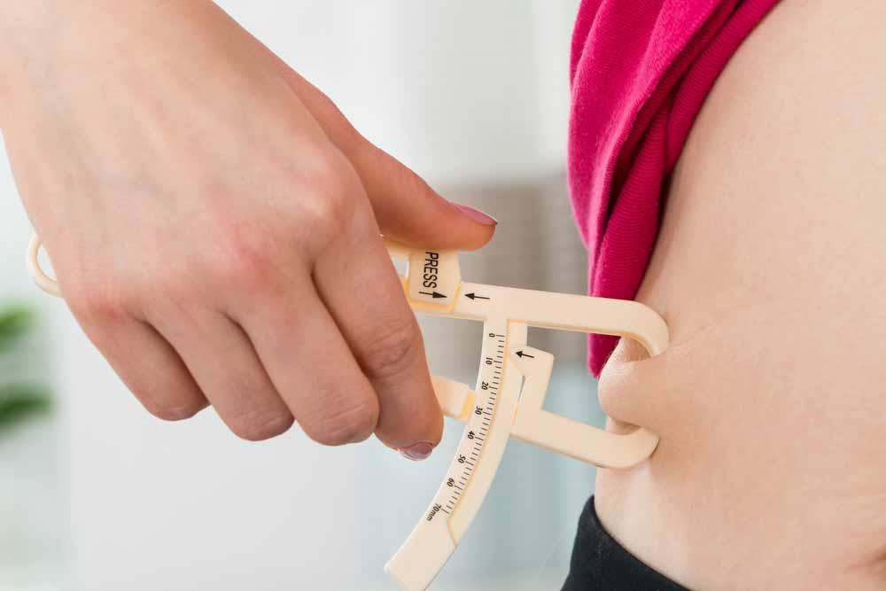فرق السمنة و اضافه الوزن